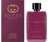 Gucci Guilty Absolute pour Femme perfumed water for women 90 ml