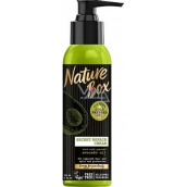 Nature Box Avocado Regenerative hair cream natural for all hair types, without fixation with 100% cold pressed oil, suitable for vegans 150 ml
