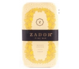 Zador Mango and Orange luxury hand-packed, three times finely ground elegant soap with thermal lake water 160 g