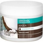 Dr. Santé Coconut Coconut oil mask for dry and brittle hair 300 ml