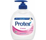 Protex Cream antibacterial liquid soap with pump 300 ml