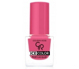 Golden Rose Ice Color Nail Lacquer nail polish mini 116 6 ml