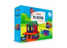 Kvído Playstix construction kits houses age 5 - 10 years