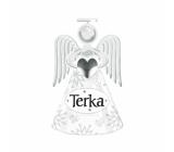 Albi Shining Christmas decoration for Terka tree 8 cm