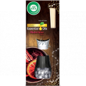 Air Wick Reed Diffuser Essential Oils Mulled Wine - Aroma of mulled wine incense sticks air freshener 30 ml