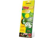 Propher Stopset žluté lepové desky k odchytu škodlivého létajícího hmyzu 25 x 10 cm 5 ks