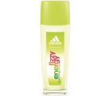 Adidas Fizzy Energy EdP 75 ml Women's scent deodorant glass