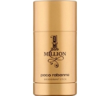Paco Rabanne 1 Million deodorant stick for men 75 ml