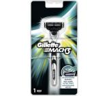 Gillette Mach 3 Stroke 1 Piece