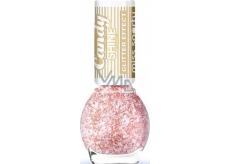 Miss Sporty Candy Shine Glitter Effect lak na nehty 002 7 ml