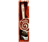 Nekupto Twister Spoon with the name Radka red 16 cm 1 piece