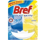 Bref Duo Aktiv Lemon liquid toilet block 50 ml