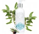 Jeanne en Provence Amande Douce Sladké mandle a olivy tělové mléko 250 ml