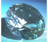 Feng Shui Crystal Diamond 15 cm