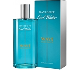 Davidoff Cool Water Wave Men toaletní voda 75 ml