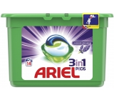 Ariel 3in1 Lavender Freshness Washing Gel Capsules 14 pieces 378 g