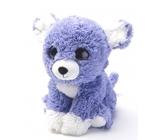 Albi Warm Plush Puppy purple, 25 cm × 20 cm, 750 g