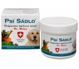 Dr.Weiss Psí sádlo Originální bylinná mast při kašli, nachlazení, rýmě, ucpaném nosu, astma 75 ml
