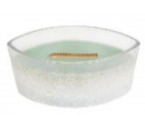 WoodWick Candle Ship Sanded White Willow Moss