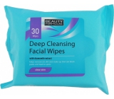 Beauty Formulas Cosmetic wipes for deep cleaning 30 pieces