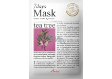 Aria Textile Mask 20g Tea Tree 1502