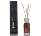 Millefiori Natural Sandalo Bergamotto - Santal wood and bergamot Diffuser 8 stalks 30 cm long into medium sized space lasts for at least 3 months 250 ml