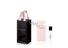 Narciso Rodriguez For Her Eau de Toilette EdP 100 ml Women's scent water + 10 ml EdP