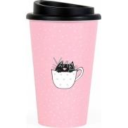 Albi Design Travel Mug Cat 350 ml