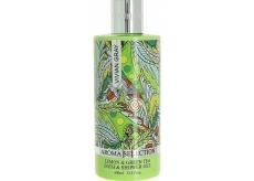 Vivian Gray Lemon Green Tea Aroma Shower Gel 400 ml
