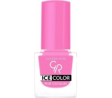 Golden Rose Ice Color Nail Lacquer nail polish mini 139 6 ml