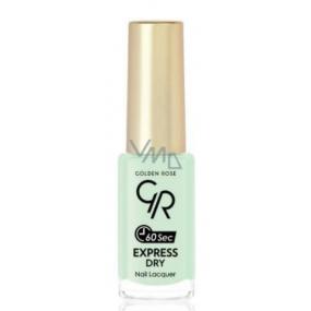 Golden Rose Express Dry 60 sec quick-drying nail polish 15, 7 ml