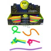 Trendhaus Power Cord cord glowing in the dark dark green 30 cm