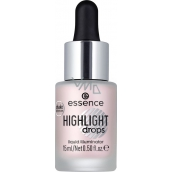 Essence Highlight Drops Liquid Illuminator Liquid Illuminator 20 Rosy Aura 15 ml