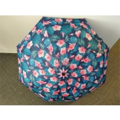 Albi Original Umbrella folding Hibiscus 25 cm x 6 cm x 5 cm