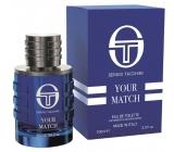 Sergio Tacchini Your Match EdT 100 ml men's eau de toilette