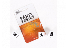 Albi Party Dice party party game, recommended age from 18+