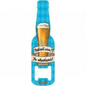 Albi Bottle opener with magnet The best beer