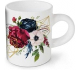 Albi Espresso mug in a box of Peonies 100 ml