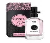 NG Crystal Pink perfumed water for women 15 ml