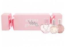 Ariana Grande Sweet Like Candy Eau de Parfum for Women 7.5 ml + Thank U, Next Eau de Parfum for Women 7.5 ml + Ari Eau de Parfum for Women 7.5 ml, gift set