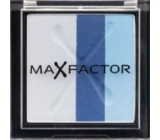 Max Factor Max Effect Trio Eye Shadows Eyeshadow 07 Over The Ocean 3.5 g