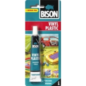 Bison Vinyl Plastic glue for plasticized plastics with 25 ml waterproof patch