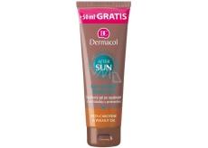 Dermacol Sun After Sun Chocolate and orange after-sun shower gel 250 ml
