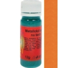 Art e Miss Color for light and dark textiles 64 metallic orange 12 g