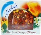 Akolade Crystals Peach & Orange Blossom gel air freshener 100 g