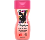 Playboy Generation for Her sprchový gel 250 ml