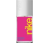 Nike Pink Woman EdP 75 ml Women's scent deodorant glass