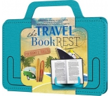 If The Travel Book Rest Travel book holder / tablet Blue 180 x 10 x 142 mm