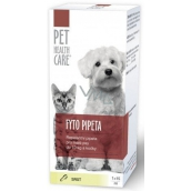 Pet Health Care Fytopipeta Repelentní pipeta pes, kočka do 10 kg 1 x 15 ml