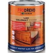 Colorlak Celomat C1038 nitrocelulózový matný lak na dřevěný nábytek 0,75 ml